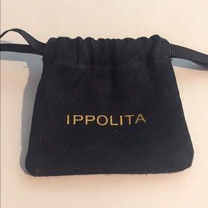 Ippolita Black dust bag small